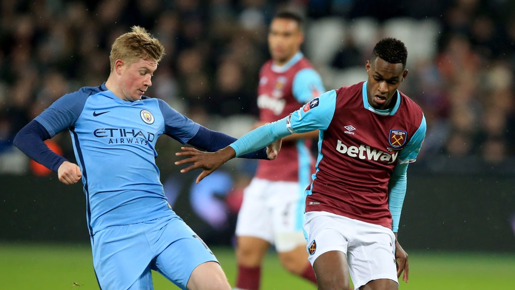 KDB: Challenges for possession