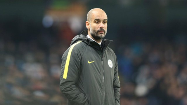 BOSS VIEW: Pep Guardiola