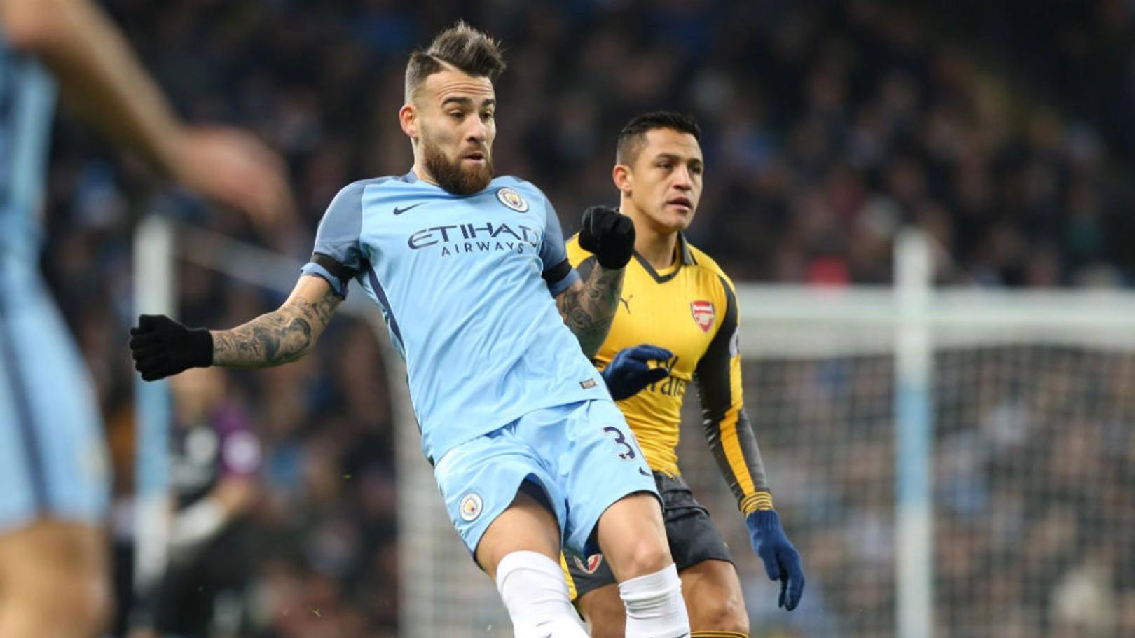 City v Arsenal: Duel kunci