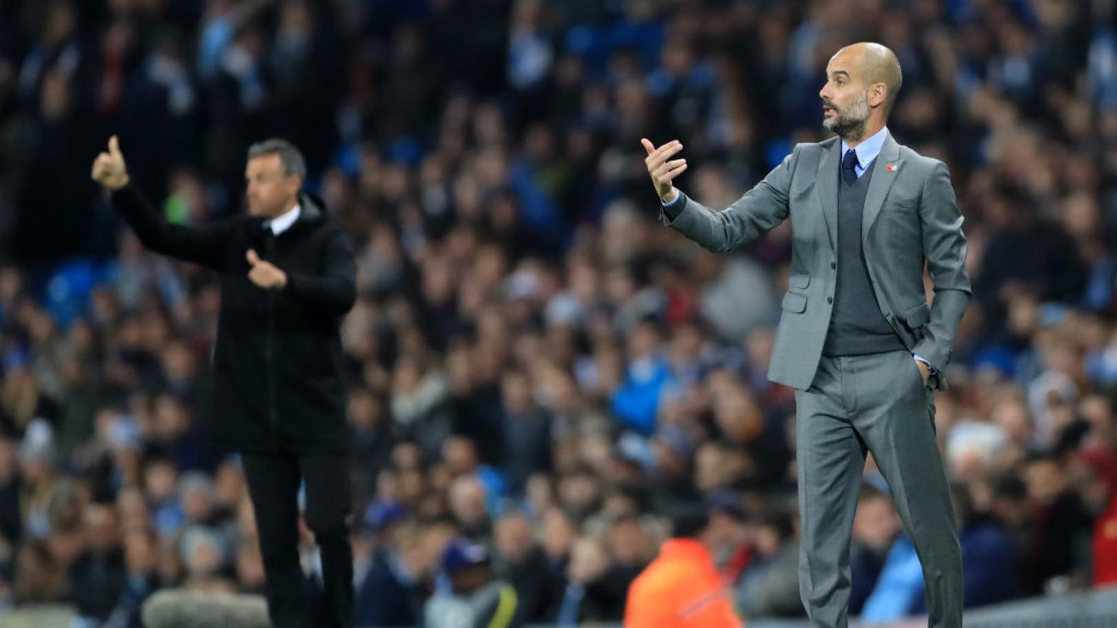 Man City deserved win, says Barcelona boss