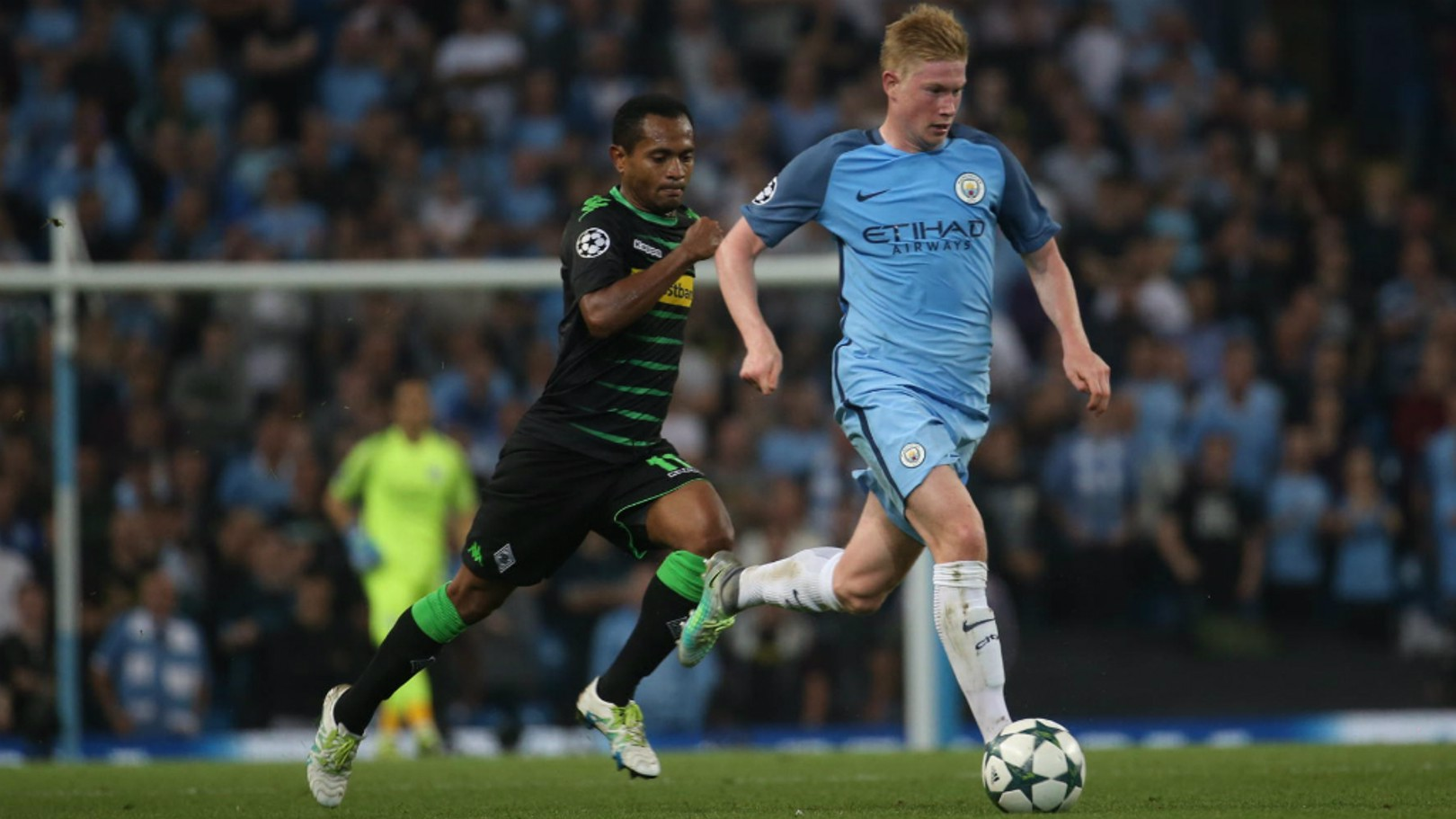De Bruyne: At our best we can beat anyone