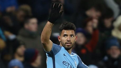 Man City v Burnley: Brief highlights