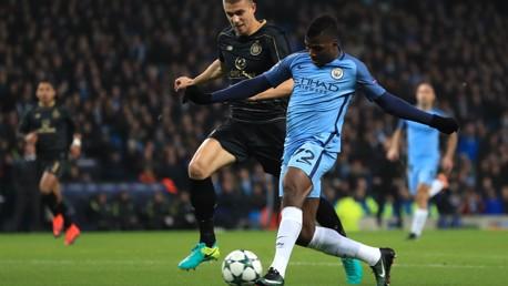 Man City v Celtic: Match highlights