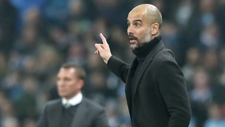 OBSERVER: Pep Guardiola assesses the situation