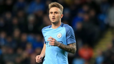 City v Huddersfield: Aleix Garcia reaction