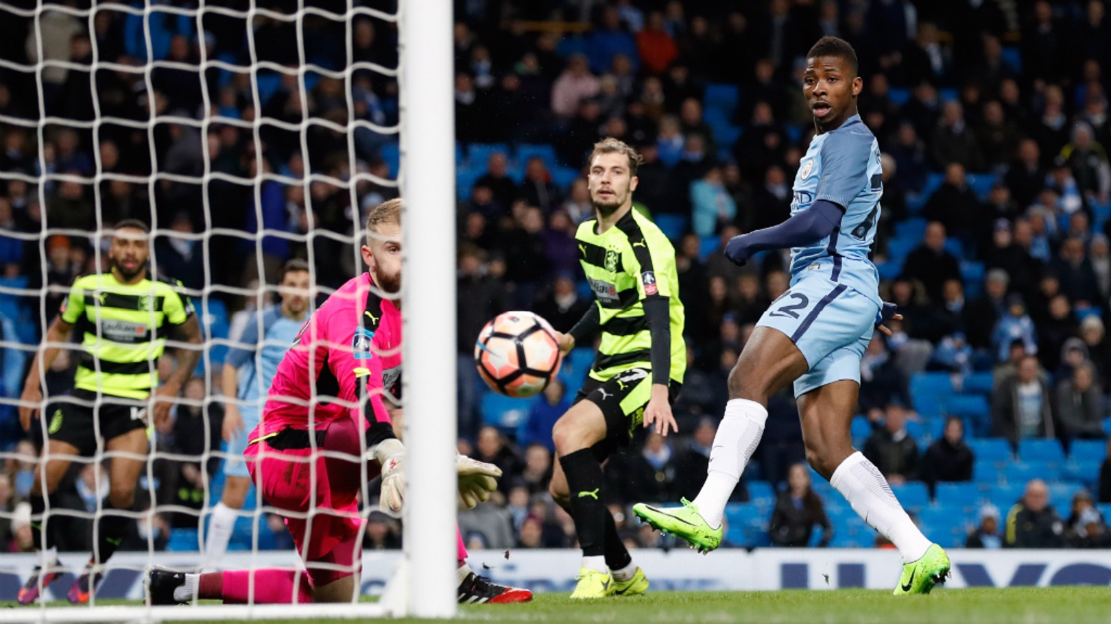 Iheanacho hails City spirit ahead of Arsenal test