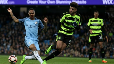 Man City v Huddersfield: Short Highlights