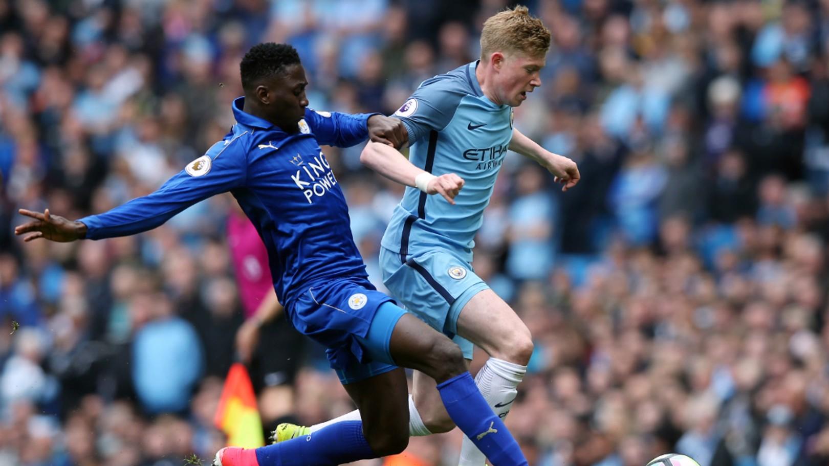 Leicester v City: Pertarungan kunci