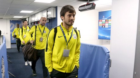 Silva craves Champions League improvement