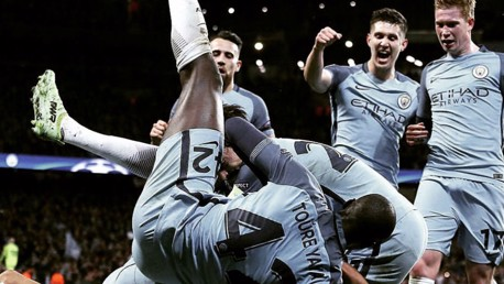 CRAZY NIGHTS! City celebrate