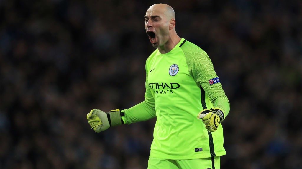 VITAL: Aguero says Caballero's save was the turning point