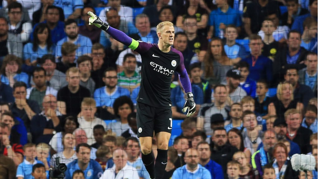 CALLING OUT: Hart issues instructions