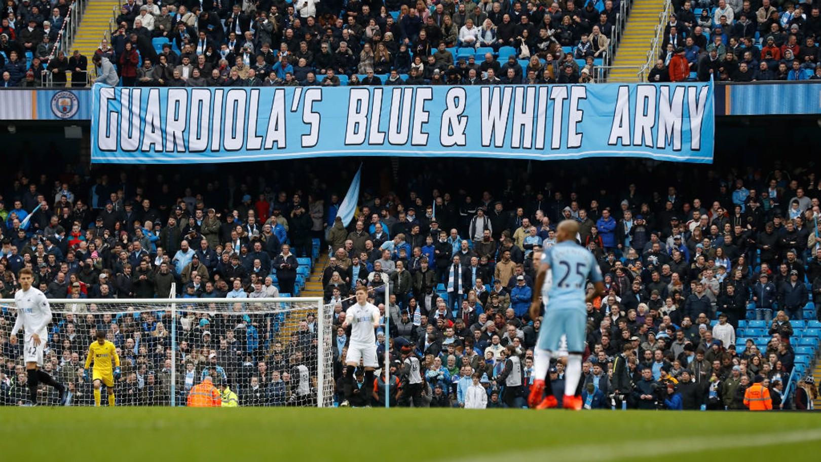 El Manchester City no ha perdido ningún partido en lo que llevamos de 2017.