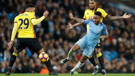 Man City v Watford: Extended highlights