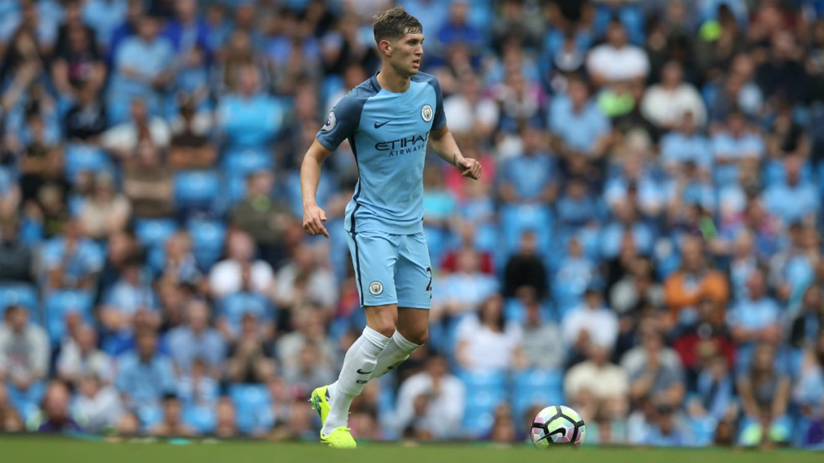 City trio named in England squad