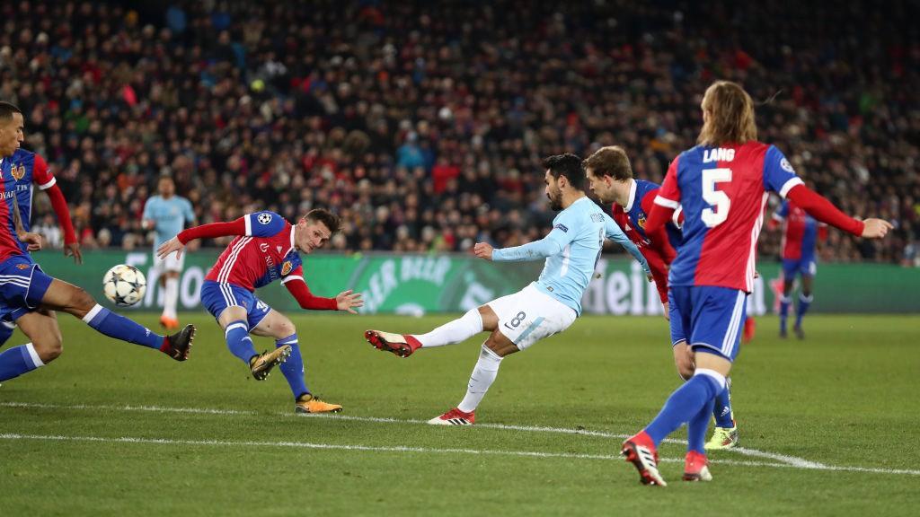 Ilkay Gündogan cerró el marcador con un golazo desde la frontal.