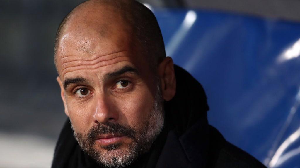 La del domingo será la tercera final de Pep Guardiola en Wembley.