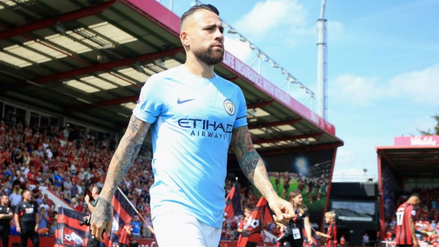 OTAMENDI: Nicolas spoke to CityTV after City last-gasp victory at the Vitality Stadium