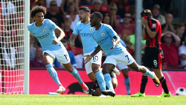 RECORD BLUES: City are unbeaten in 17 matches this season