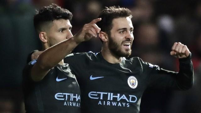 Bernardo Silva - Manchester City FC
