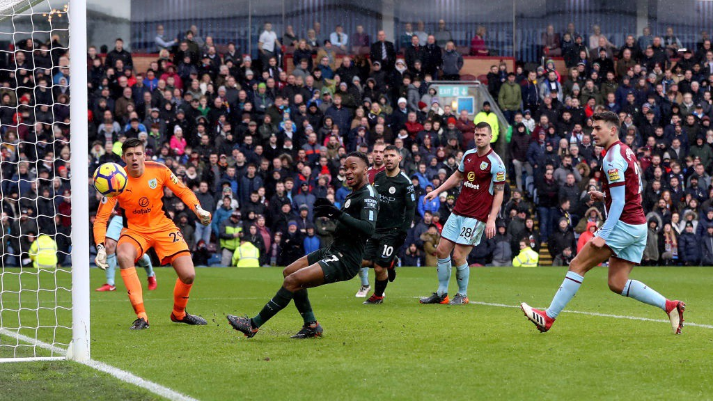 Updates from Premier League clash at Turf Moor