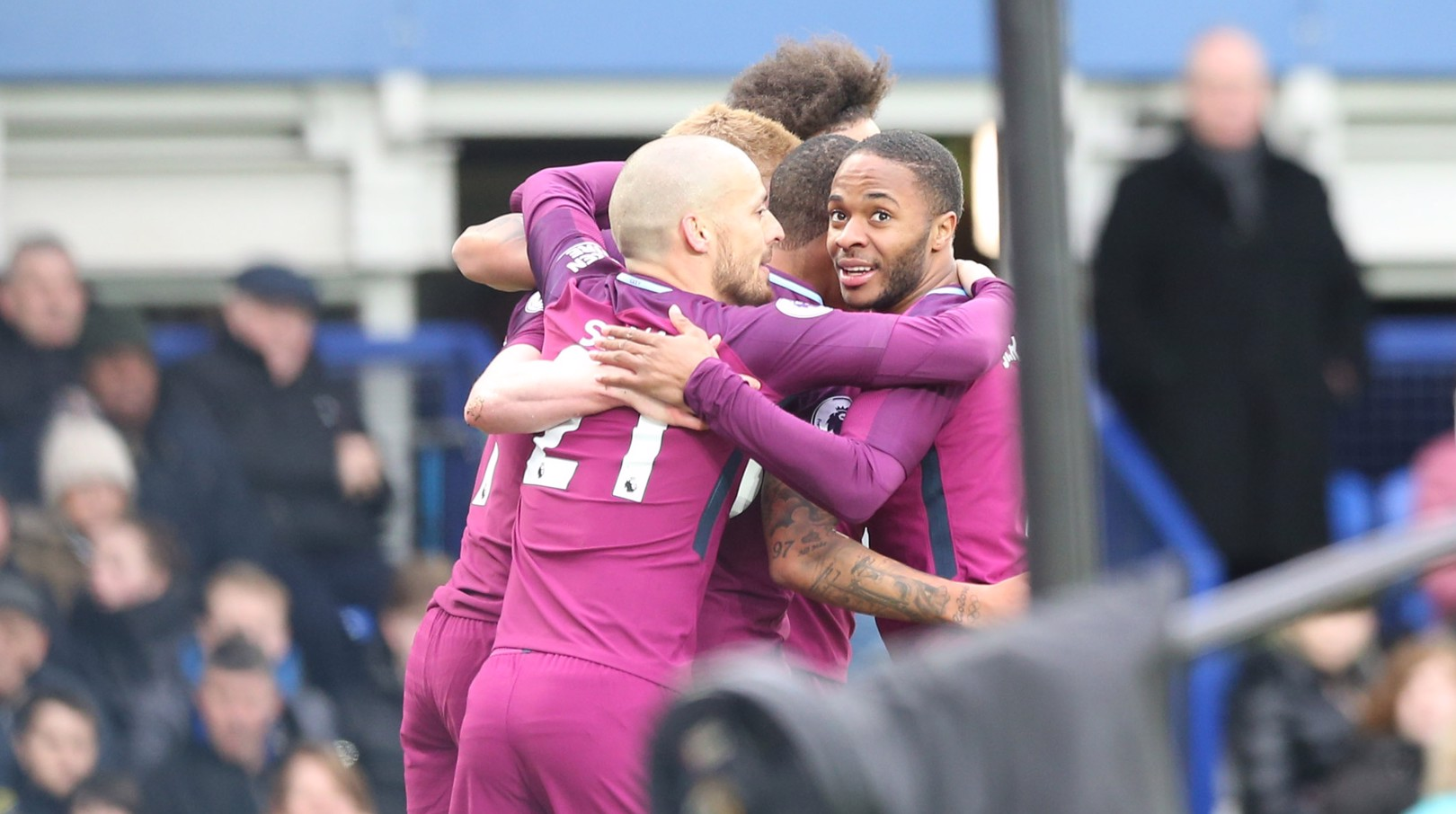 RAMPANT: City have won 13 matches away from home in the league this season