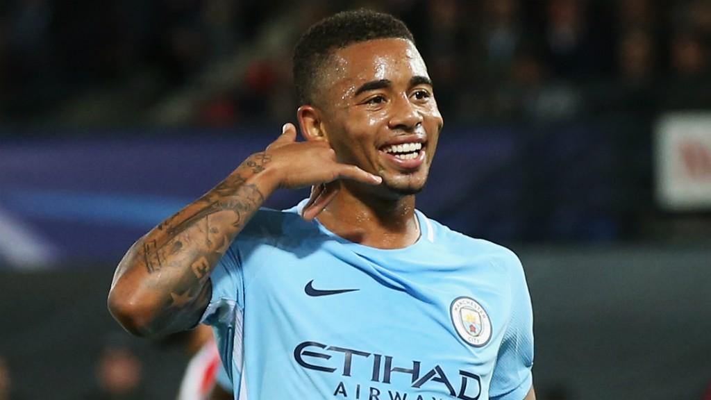 Percurso do City na Champions começa com goleada