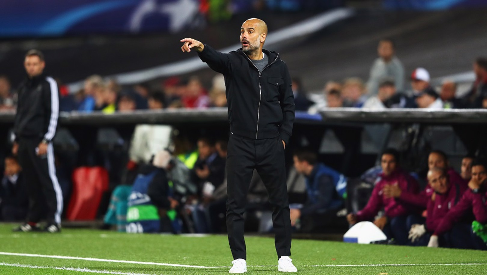 PEP: Happy with performance