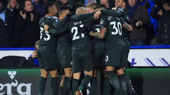 FIGHT TO THE END: Another late, late show, as Sterling strikes again to steal a win at Huddersfield