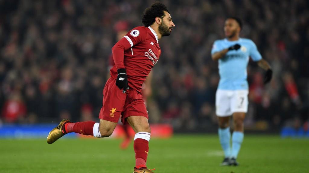 Première défaite de la saison à Anfield pour City