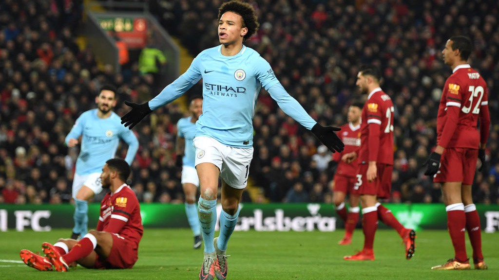 Which TV channel is Liverpool v Man City on? - Manchester City FC