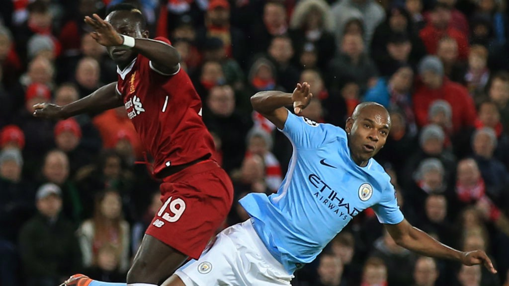 City on back foot after Anfield agony
