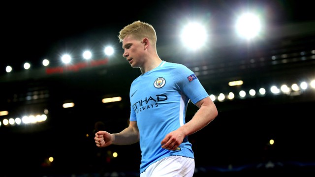 De Bruyne Dont Write Us Off Manchester City Fc