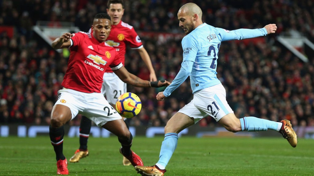 DECEMBER: It was a fine month for City as we played nine matches in all competitions