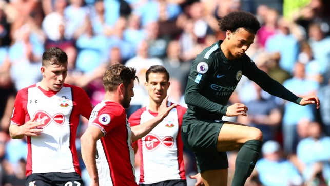 LEAP: Leroy Sane gets some airtime