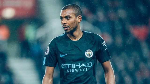 BRAZILIAN BLUE: Fernandinho reflects on another dominant win over Stoke...