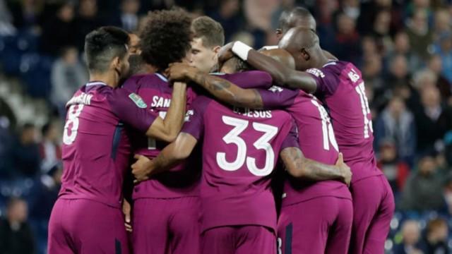 GOALS GOALS GOALS: City have scored 30 goals in 10 games this season