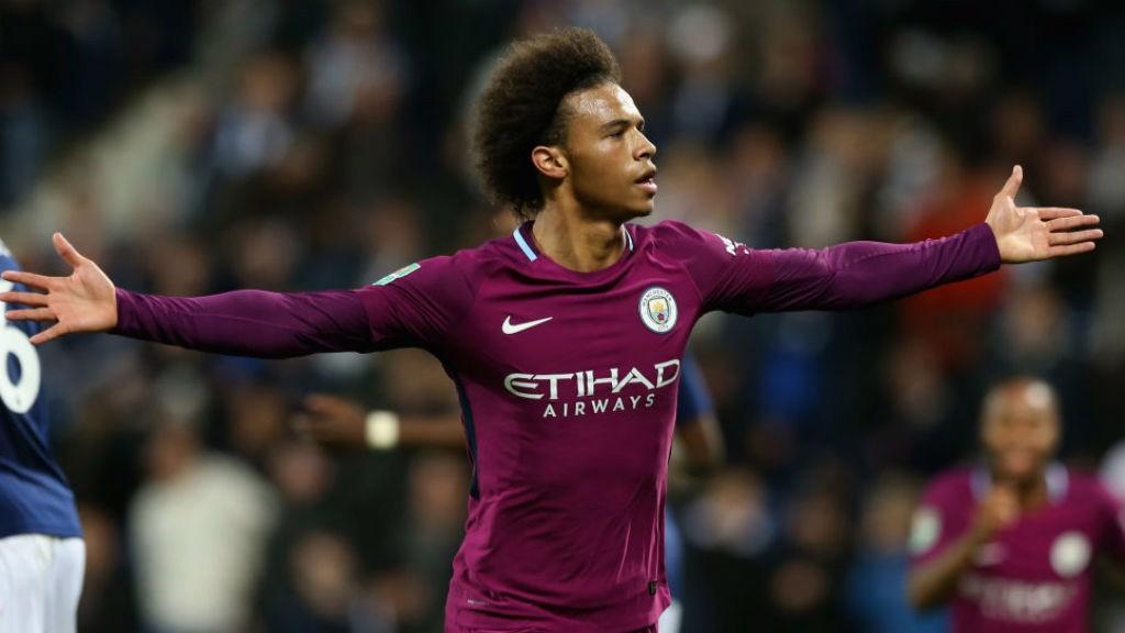 Sané conduz City às oitavas da Copa da Liga
