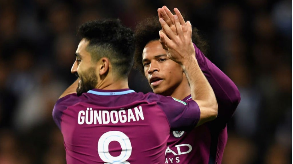 Guardiola Confident on Ilkay Gundogan's Injury as Not Serious