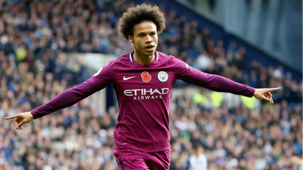 info for d3b63 ff181 Leroy Sane on his City career so far - Manchester City FC