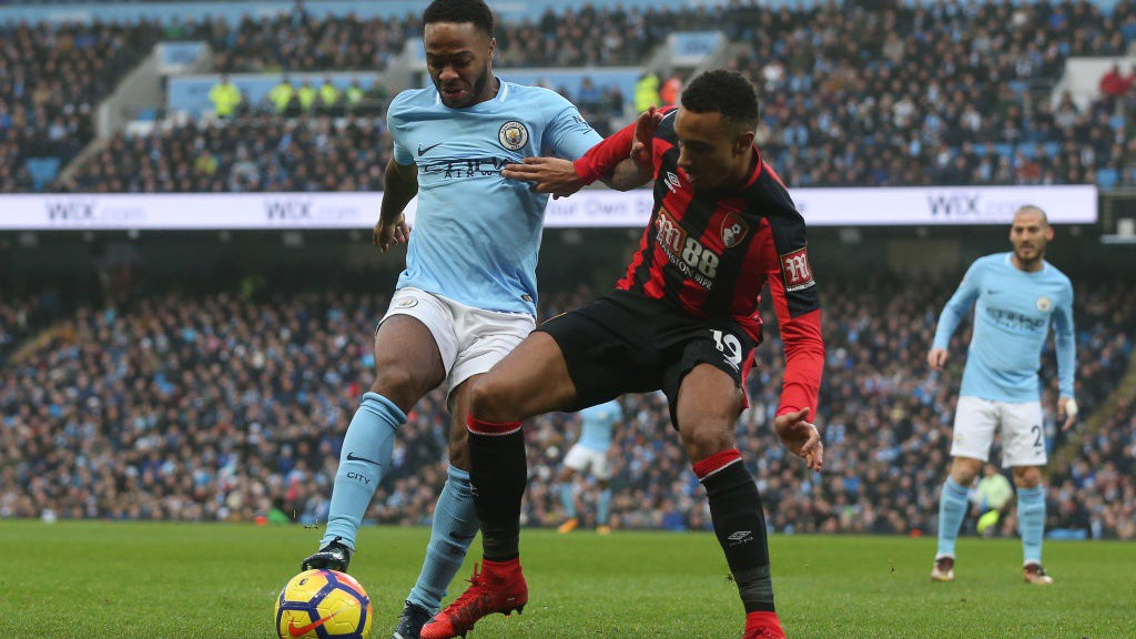 More records tumble as City dismantle Bournemouth