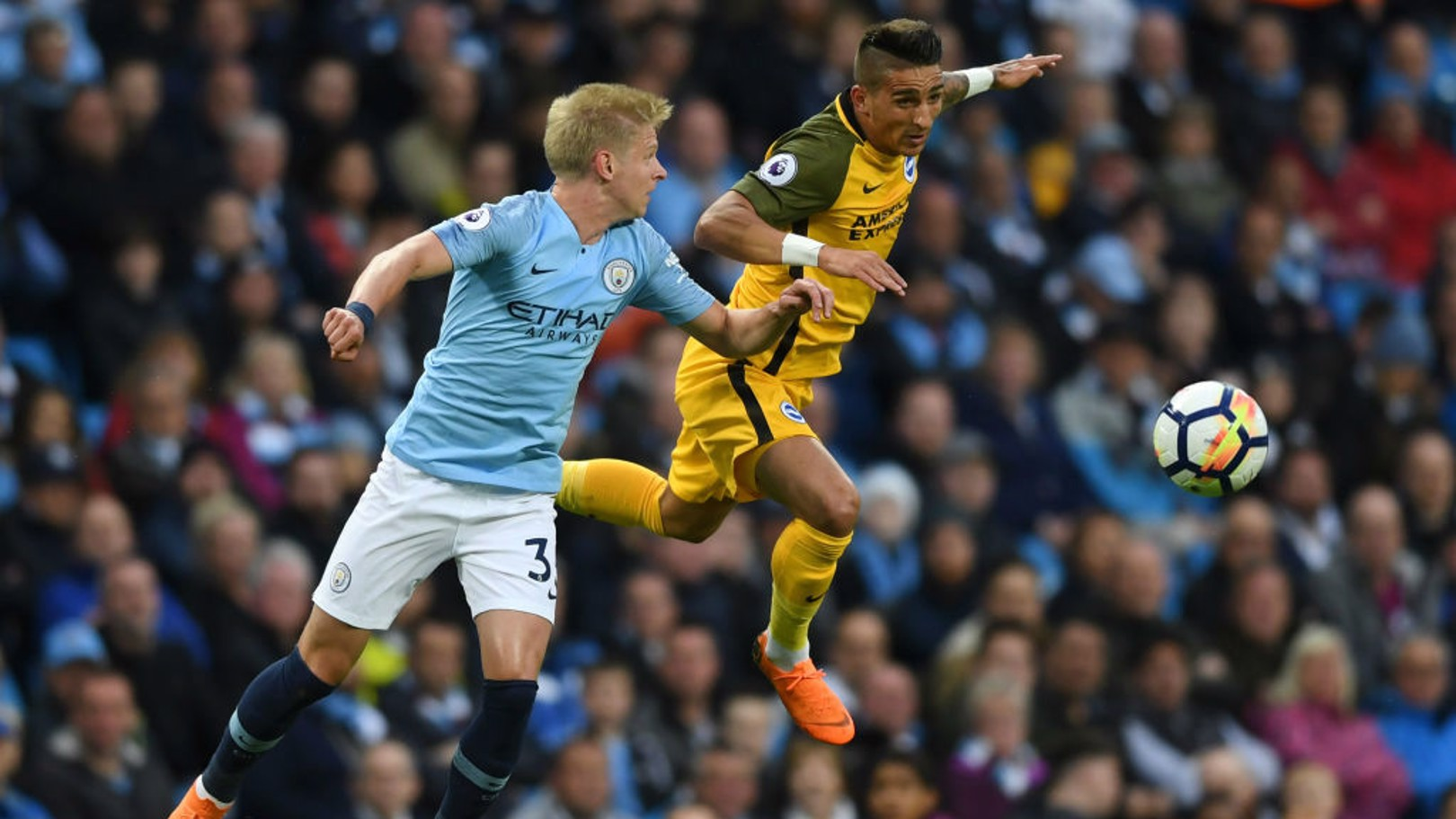 100 CLUB: Zinchenko says the players are focused on securing 3 points at Southampton on Sunday