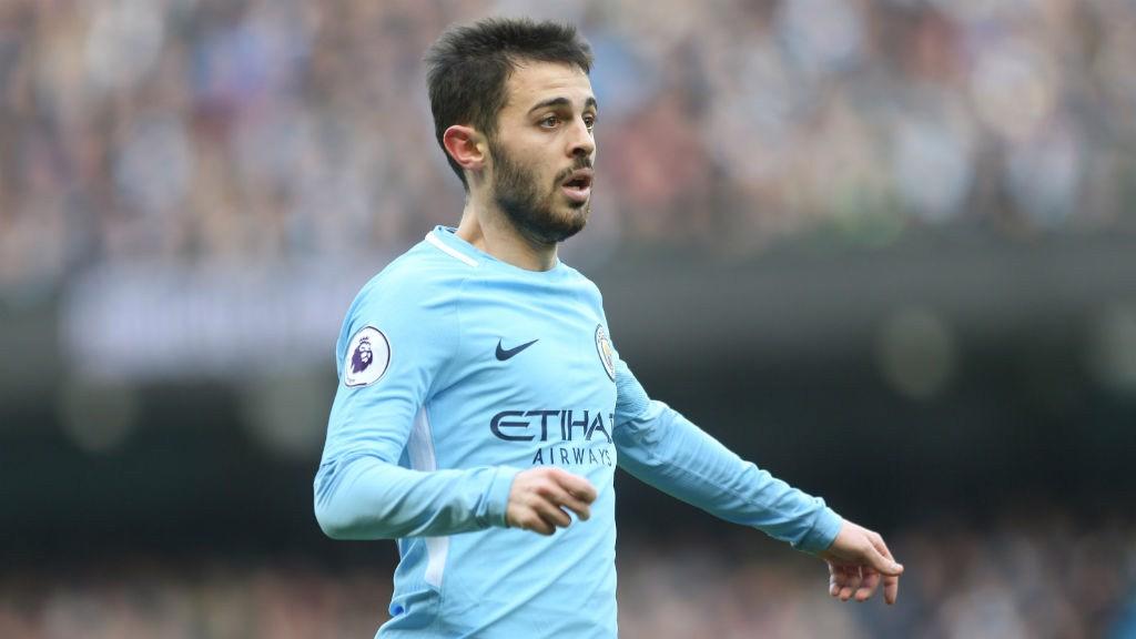 INTENSITY: Bernardo has praised our style of football