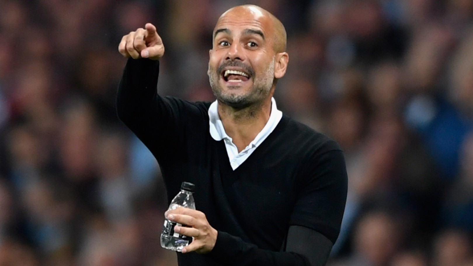 Emosi yang campur aduk bagi Guardiola