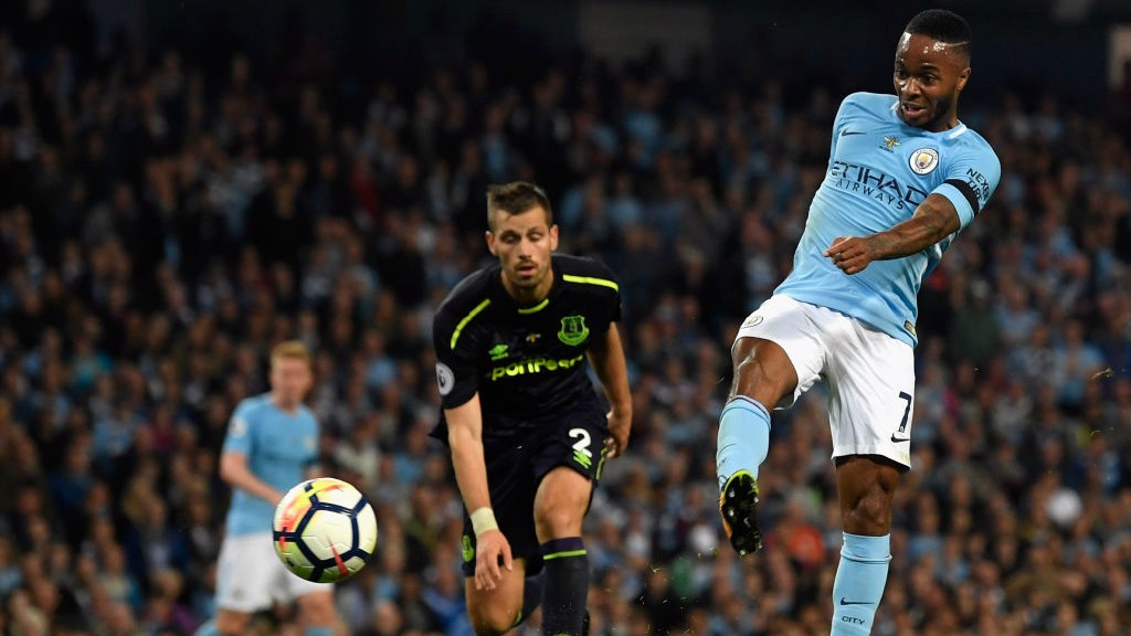 d043d599961 GET IN  Raheem Sterling volleys home to draw the Blues level!