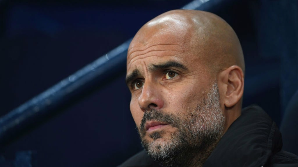 PEP GUARDIOLA. El técnico busca sus primeros cuartos de final con el City.