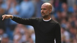PEP TALK: The boss delivers instructions