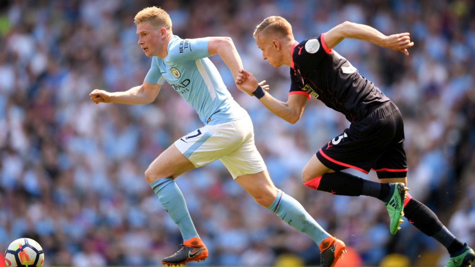 UPDATE: The latest on De Bruyne's knee injury