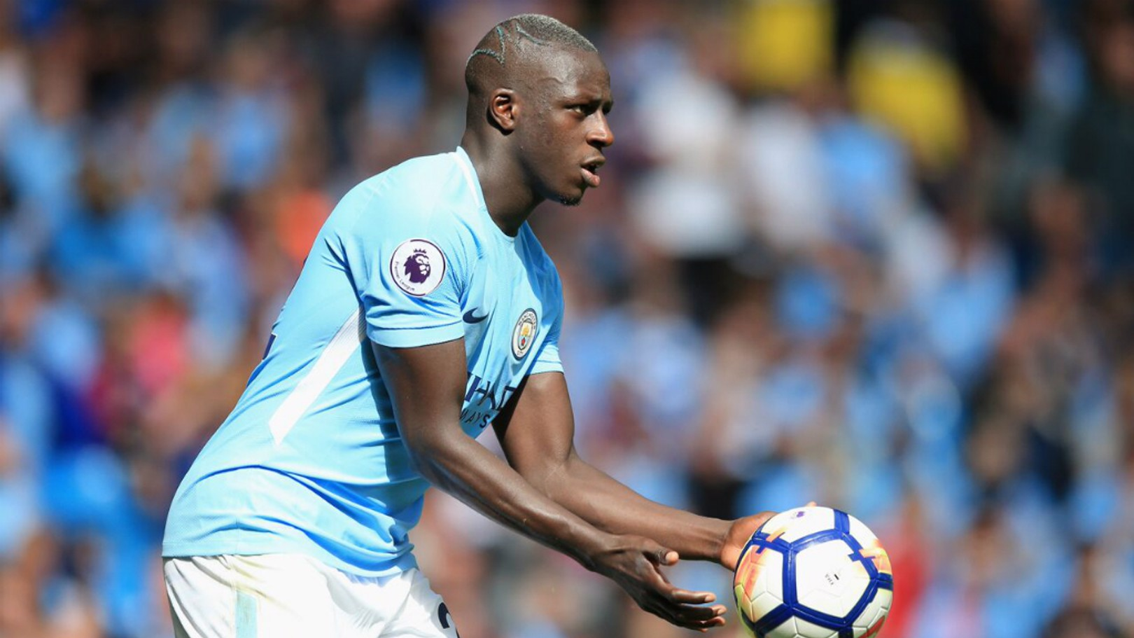 CLOSING IN: Mendy is making excellent progress