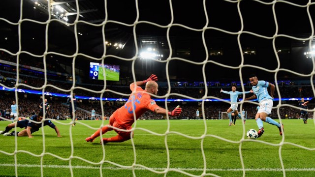 G FORCE: Gabriel Jesus strikes to double City's lead